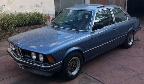Auto BMW 323i M Modelo 1981