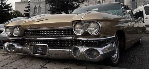 Auto Cadillac 1959