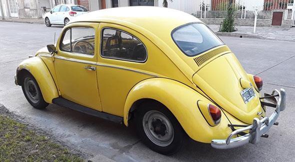 Auto Volkswagen 1960