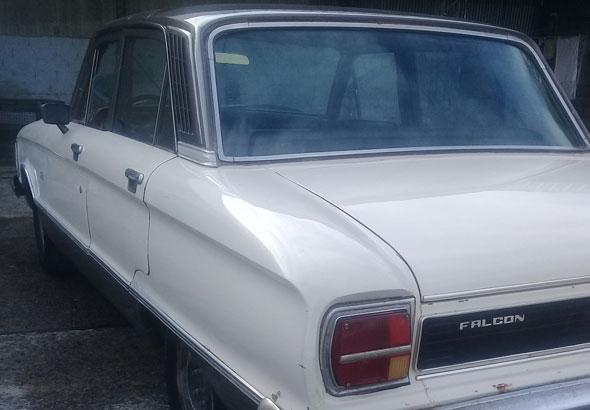 Auto Ford Falcon Sprint 1981