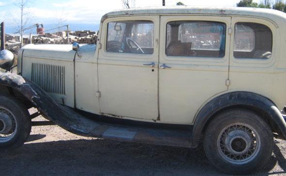 Ford 1932 Sedán