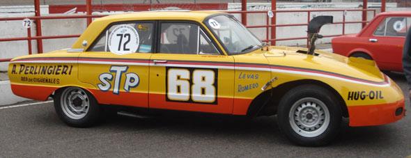 Auto Ford Falcon TC