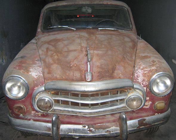 Auto Fiat Coupé 1953 Sin Parantes