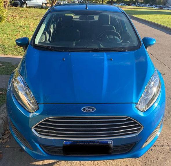 Auto Ford Fiesta Kinetic