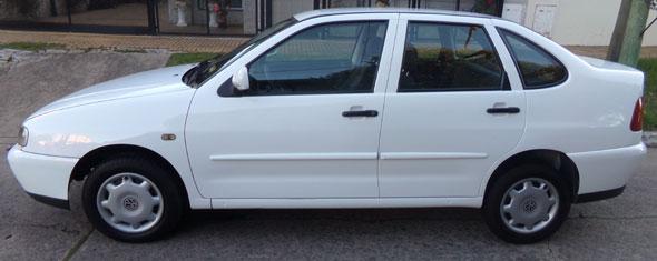 Volkswagen Polo 1,6 MI