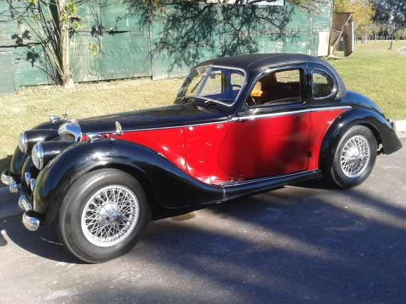 Car Riley 1939