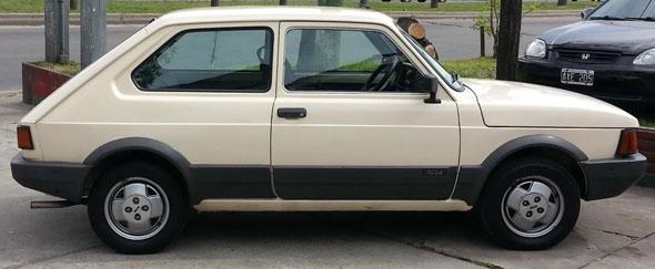 Car Fiat Vivace CL