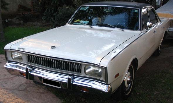 Auto Dodge Coronado 1980