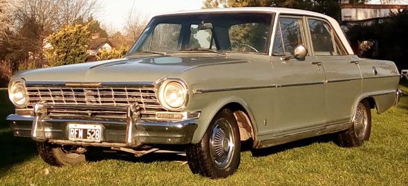 Auto Chevrolet 400