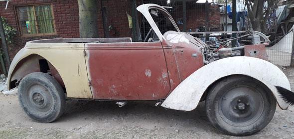 Auto Unión 1950