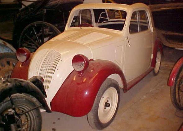 Fiat Topolino