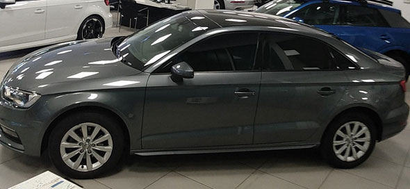 Audi A3 Sedán 1.4 TFSI AT