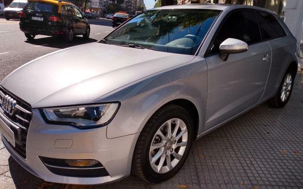 Audi A3 Hatchback 1.4 TFSI AT