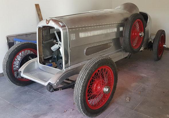 Auto Reo Baquet 1928