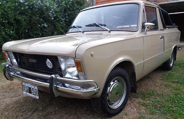 Fiat 125 Multicarga 1973