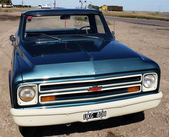 Auto Chevrolet Pick Up 1967
