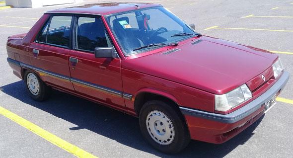 Renault 9 TXE