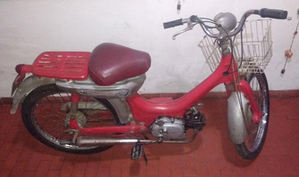 Moto Honda Corbex