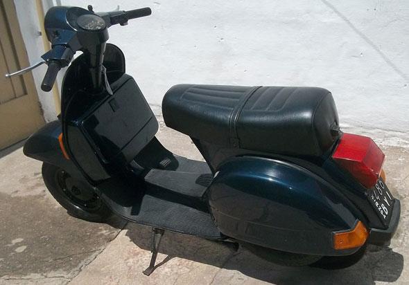 Moto Vespa 1998