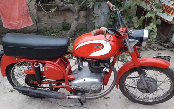 Moto Alpino 200