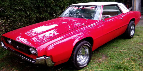 Auto Ford 1967
