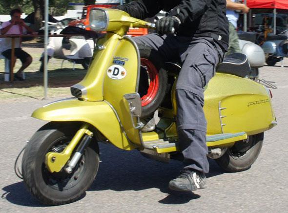 Moto Lambreta GP