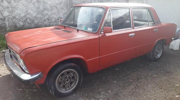 Auto Fiat 1975