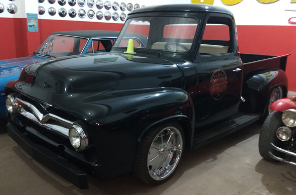 Auto Ford Pickup