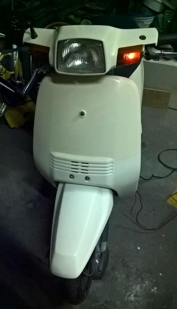 Honda Tact 50