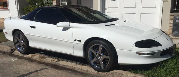 Car Chevrolet Camaro