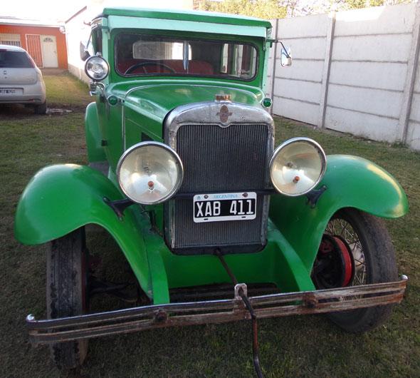 Auto Chevrolet 1929 Internacional AC