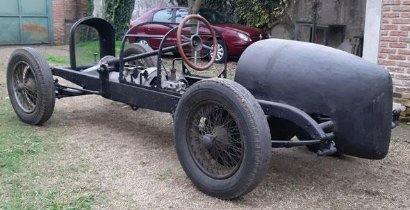 Car Hudson Baquet Super Six