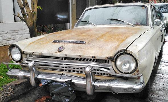 Auto Valiant 3 1964