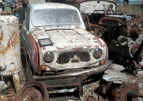 Renault 4 L 1965