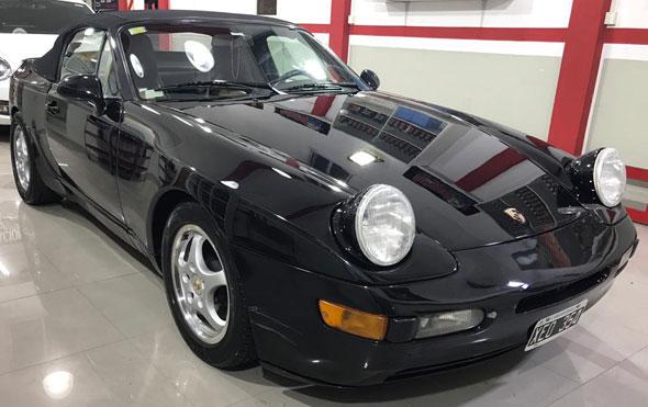 Auto Porsche 964