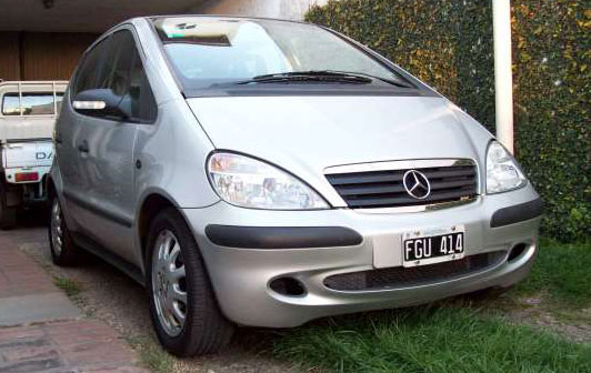 Auto Mercedes Benz Clase A 160