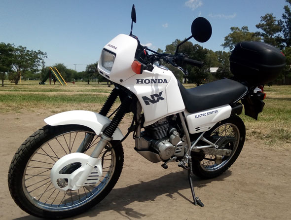 Honda NX 150 Motorcycle