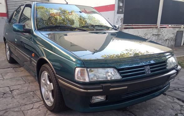 Auto Peugeot 405 T16 1995