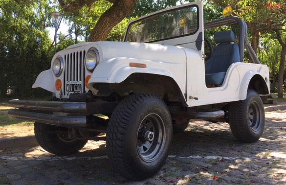 Auto Jeep IKA 4x4