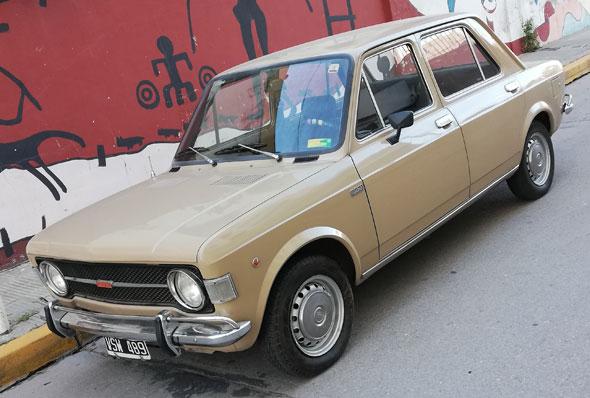 Auto Fiat 128L