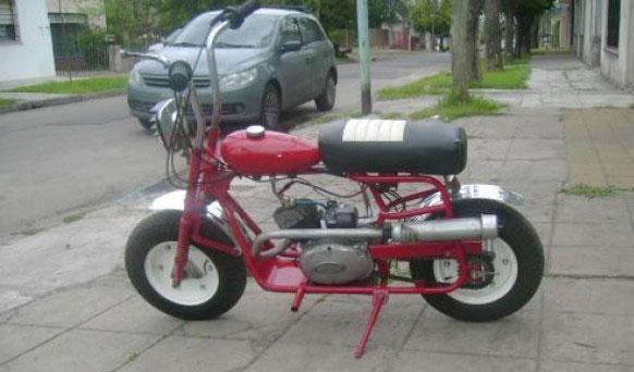 Moto Mival Vaifromeo