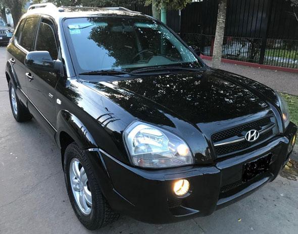 Auto Hyundai Tucson