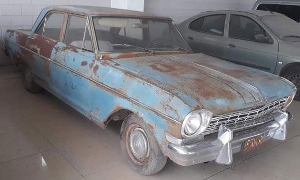 Auto Chevrolet Special 1962