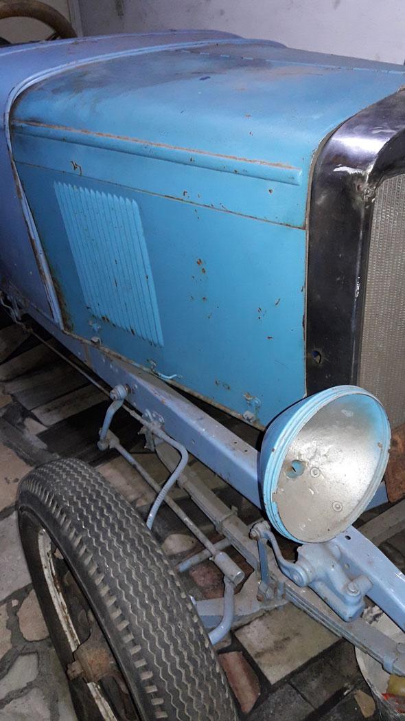 Auto Chevrolet 1929 Campeón