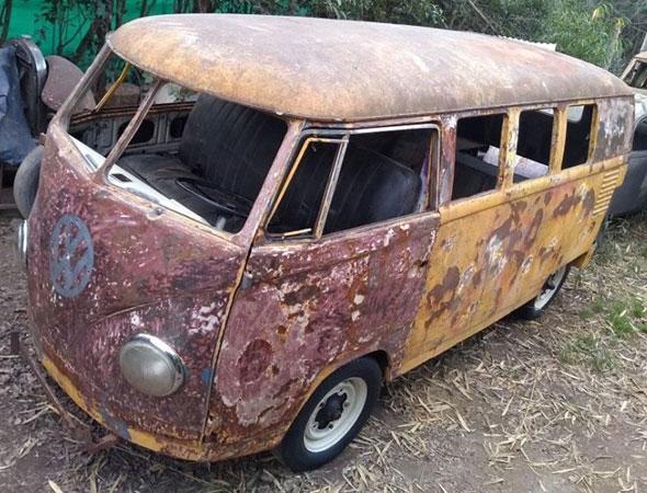 Auto Volkswagen Kombi T1