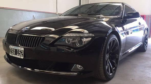 BMW 650i Premium