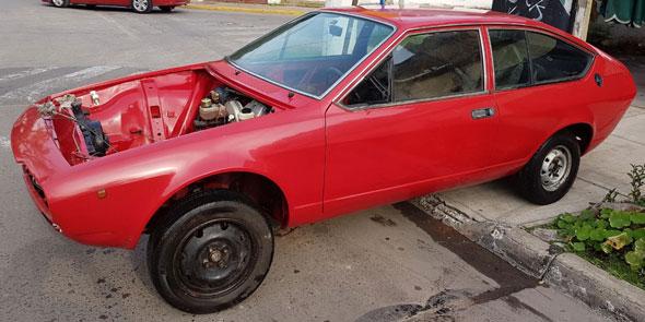 Auto Alfa Romeo Alfetta 1.6 GT