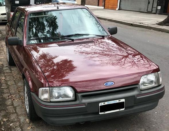Ford Escort Ghia 1.8 S 1993