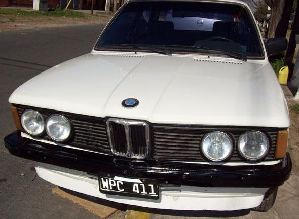 BMW 316, 1981