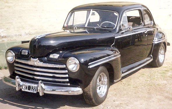 Ford Mercury 1947